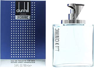 Alfred Dunhill London X-Centric Eau De Toilette Spray, 3.4 Ounce