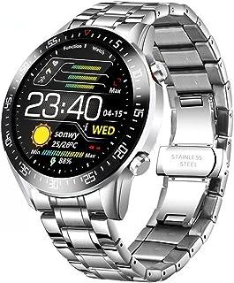 ساعة ذكية، الرجال الرياضة للماء لالروبوت iOS، معدل ضربات القلب ضغط الدم معلومات الاتصال اللياقة البدنية تعقب