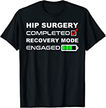 Funny Hip Replacement Surgery Recovery Get Well Soon T Shirt