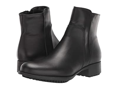 La Canadienne Sheena (Black Leather) Women
