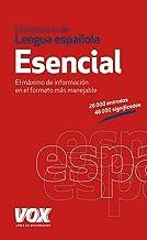 Diccionario Esencial de la Lengua Española (Diccionarios En Español)
