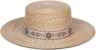 Lack of Color Women's Spencer Boater Special Straw Sun Hat