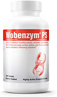 Best does wobenzym work Reviews