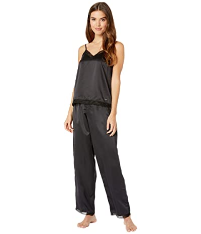 BLUEBELLA Bibi Cami Trousers Set (Black) Women