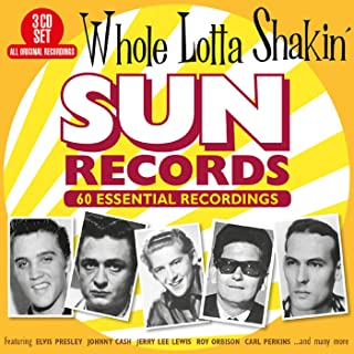 Whole Lotta Shakin: Sun Records 60 Essential Recordings / Various