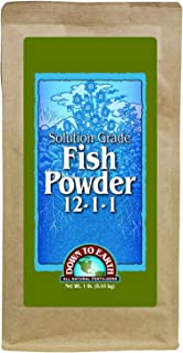 Best down to earth fish powder Reviews