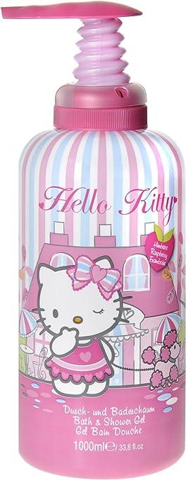 Hello Kitty Boutique Gel Bagno Doccia 1000 Ml Set Di 2 Amazon It Bellezza
