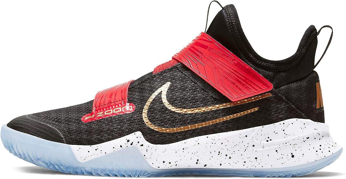 Amazon.com   Nike Zoom Flight Big Kids Basketball Shoe Ck0787-002 ...