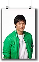 Glee TV Series Poster Small Prints 079-086 Mike Chang,Harry Shum Jr,Wall Art Decor for Dorm Bedroom Living Room (A4 8x12inch 21x29cm)