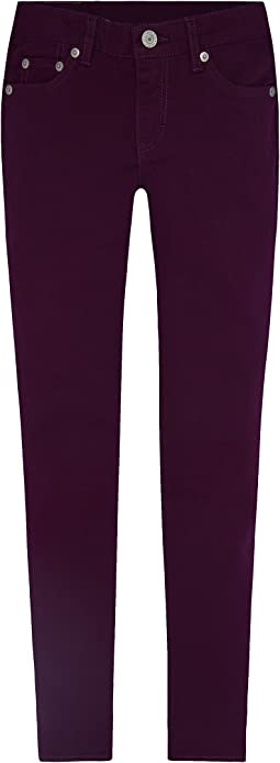 710 Brushed Twill Super Skinny Jeans (Big Kids)