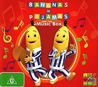 Bananas in Pyjamas Music Box   NON-USA Format   PAL   Region 4 Import - Australia