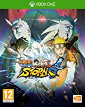 Namco Bandai Games NARUTO SHIPPUDEN: Ultimate Ninja STORM 4, Xbox One Xbox One Inglés vídeo - Juego (Xbox One, Xbox One, Acción / Lucha, Modo multijugador, T (Teen))