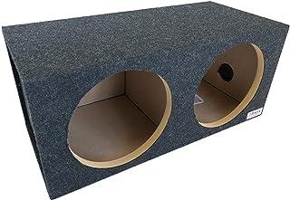 "BBox E10D Dual 10"" Sealed Carpeted Subwoofer Enclosure"