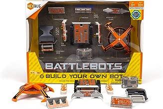 HEXBUG BattleBots Build Your Own Bot Tank Drive, Toys for Kids, Fun Battle Bot Hex Bugs