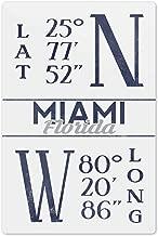 Best miami florida longitude latitude Reviews