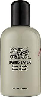 Mehron Makeup Liquid Latex (4.5 oz) (Zombie Flesh)