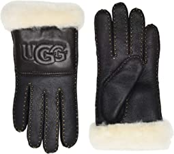 Water Resistant Sheepskin Logo Gloves