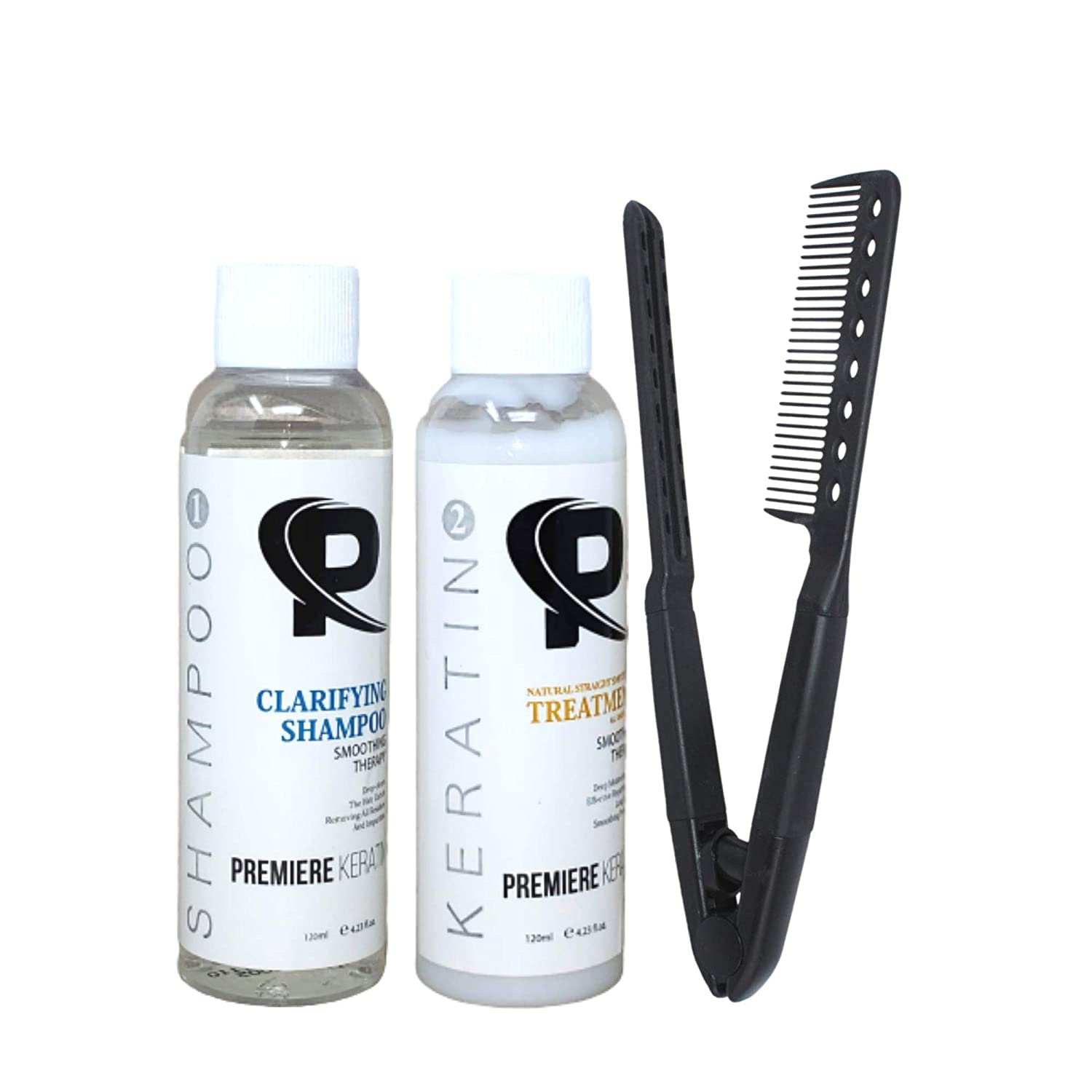 Premiere Max 67% OFF Keratin Brazilian Max 69% OFF Hair Smoothing Strengthening