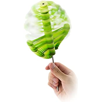 Playable Art Lollipopter - Magical Eye Candy (Green Apple Turnover)