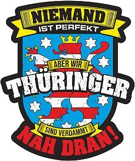 Suchergebnis Auf Für Thüringen Aufkleber Merchandiseprodukte Auto Motorrad