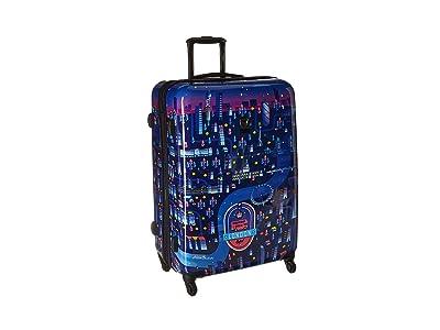 Heys America Aldo Crusher Twilight 30 Spinner (Multicolor) Luggage