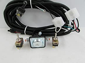 Quality Genuine Snow Plow E47 E46 E60 Harness W/Switches and Solenoid 15478 Compatible w/Меуеr