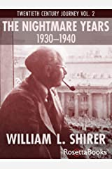 The Nightmare Years, 1930–1940 (Twentieth Century Journey Book 2) (English Edition) Format Kindle