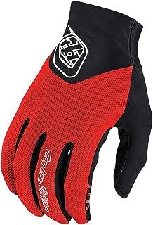 Troy Lee Designs Ace 2.0 - Guantes BMX para hombre, color negro