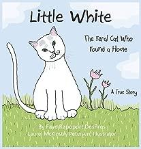 the little white cat