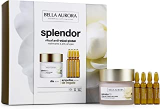 Bella Aurora Pack Splendor10 Dia 50ml + Ampollas Vitamina C (4) Bella Aurora 1 Unidad 100 ml