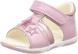Geox Dziewczęce B Tapuz Girl sandały