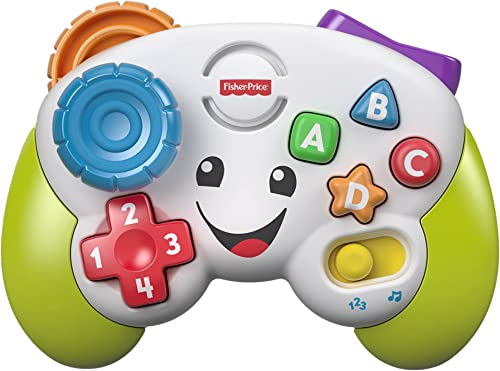 Fisher-Price FNT06 Laugh & Learn Game & Learn Controller