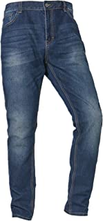 CT&HF Men's Slim Straight Fit Jeans