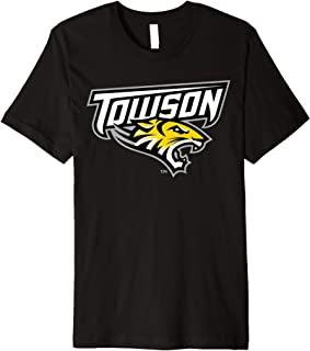 Best Towson University Tigers NCAA T-Shirt 03tw-1 Review