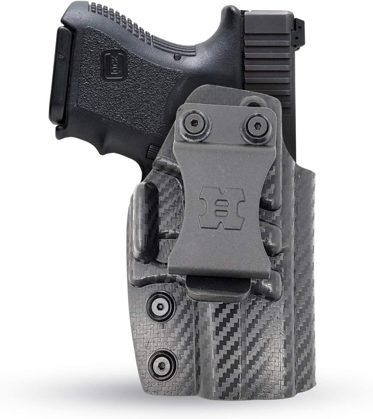 Concealed Carry Spring new work Iwb Kydex Holster - Lined by Houston Rapid rise Inside fo