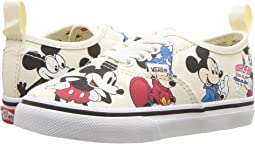 Mickey's 90th Authentic Elastic Lace (Infant/Toddler)