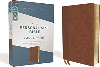 Best large print red letter bible Reviews
