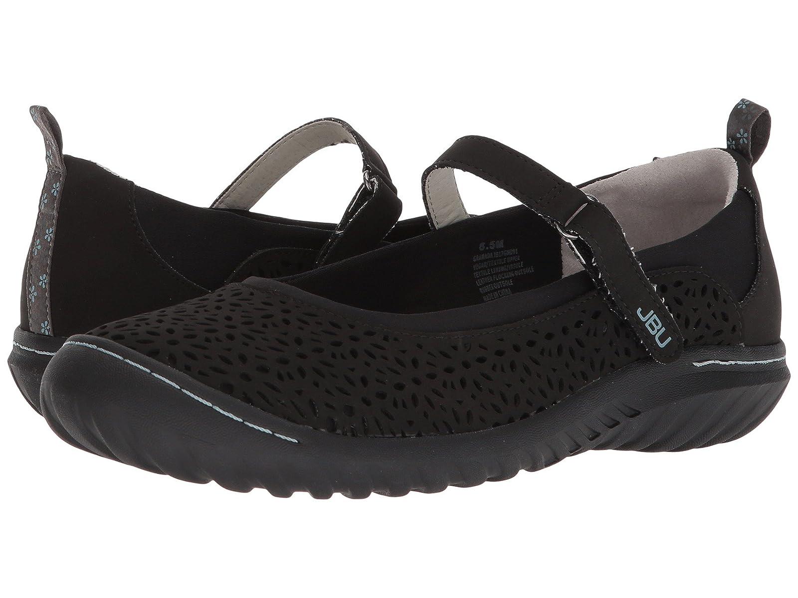 JBU GranadaAtmospheric grades have affordable shoes