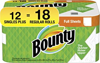 Bounty 2-ply Paper Towel Giant Rolls, 11