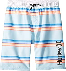 Serape Volley Pull-On Swim Shorts (Big Kids)