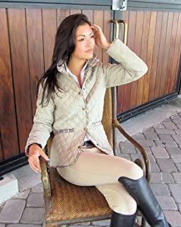 Baker by Equine Couture Women's Country Quilted Jacket