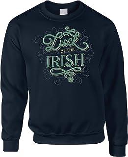 Tim And Ted Luck of The Irish Jumper Sweatshirt Sweater