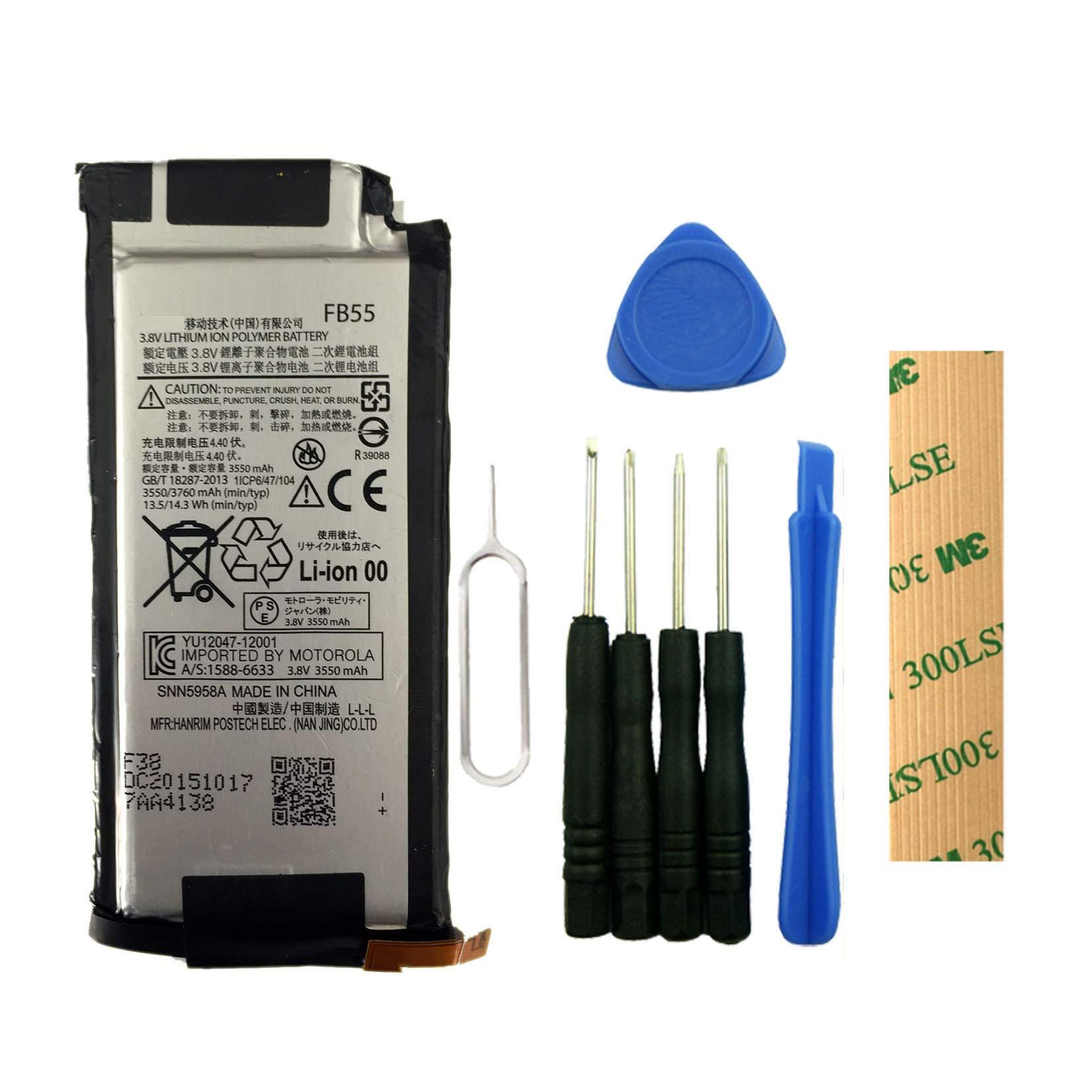 Motorola FB55 SNN5958A Replacement Adhesive