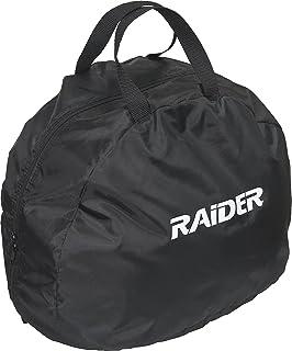 Raider BCS-8B Deluxe Black Nylon Durable Motorcycle MX Helmet Bag