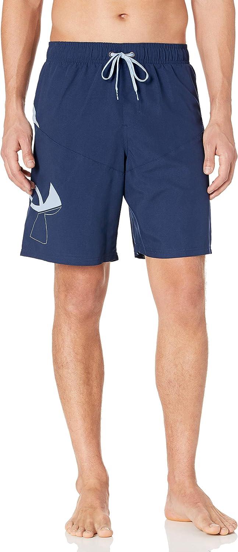 Under Armour Men's Standard Swim Trunks, Shorts with Drawstring Closure & Elastic Waistband |