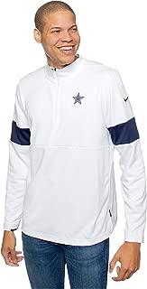 Dallas Cowboys NFL Mens Therma Top Half-Zip