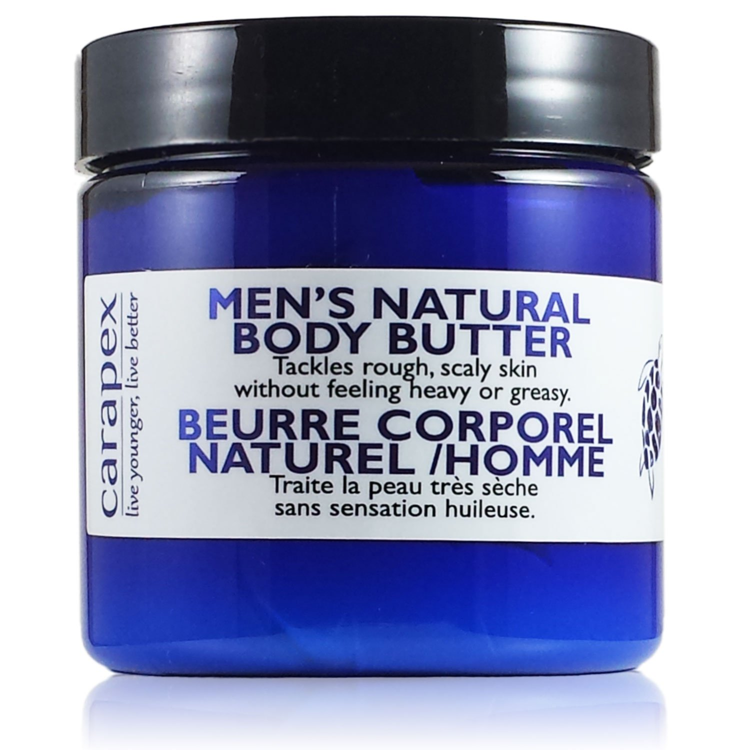 Carapex Natural Body Butter for Extra Extreme Dryness OFFicial store Max 44% OFF Men