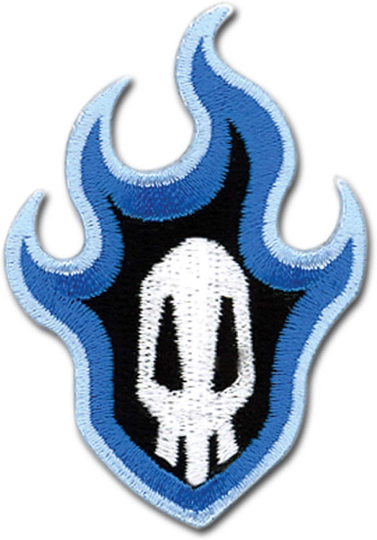 Bleach: Skull Logo Patch Superlatite Selling rankings Anime