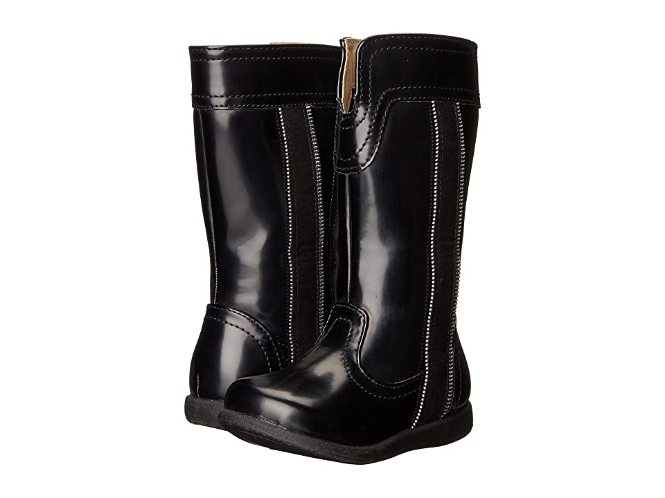 W6YZ Zanny (Toddler/Little Kid) (Black) Girls Shoes