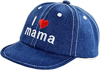 Gracelife Baby Denim Baseball Cap Cowboy Sun Hat Summer Soft Cowboy Adjustable Kids Cap Baby Girl Boy 50 cm